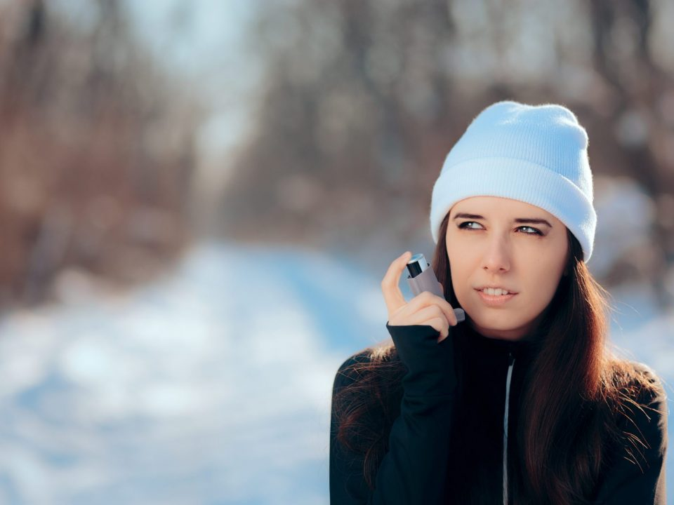 cold weather and asthma